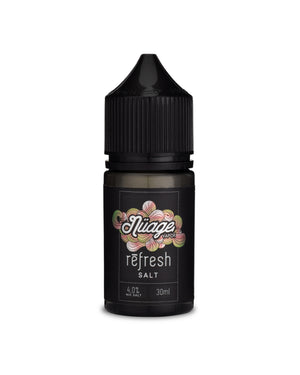Nuage - Refresh, nicotine salt