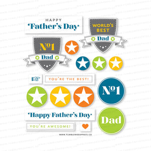 Father's Day Bundle: Shield