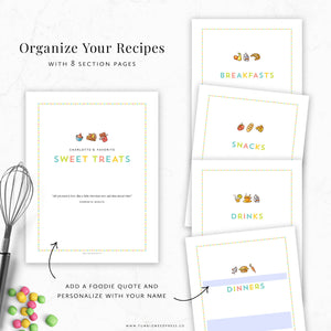 Kid's Recipe Binder Kit: Crewe