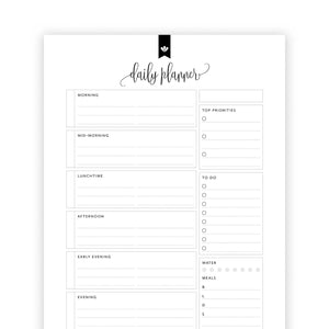 Time Blocking Planner 01: Kelly