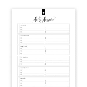 Time Blocking Planner 02: Kelly