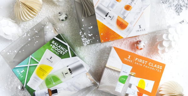Tis the season to Gift and Glow! New Image Skincare Christmas Gift Sets.
