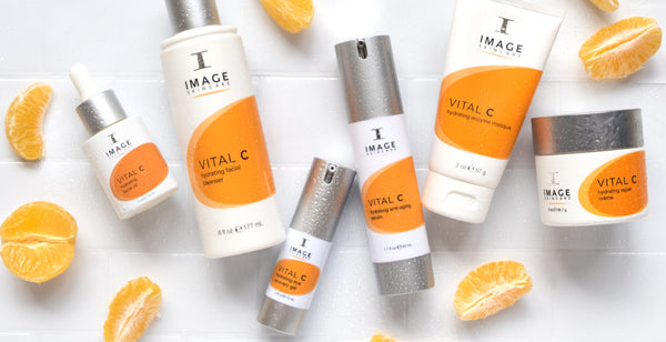 Infuse skin with Vitamin C