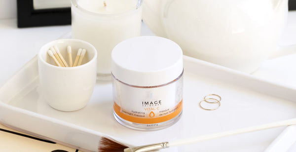 The Benefits of Using our Vital C Hydrating Overnight Masque
