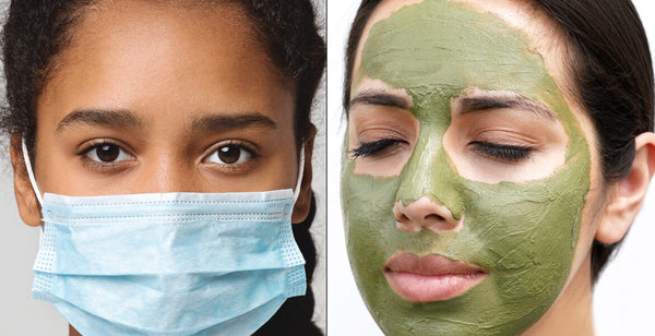 What Is Maskne? How to Get Rid of Breakouts Caused by Face Masks