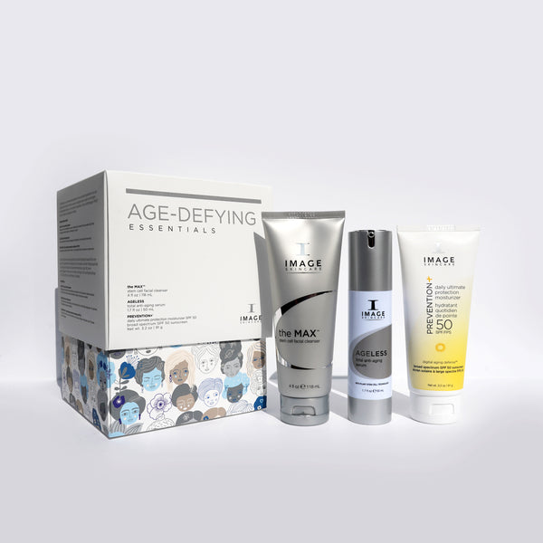 Age-Defying Essentials Set (FREE MAX Cleanser)