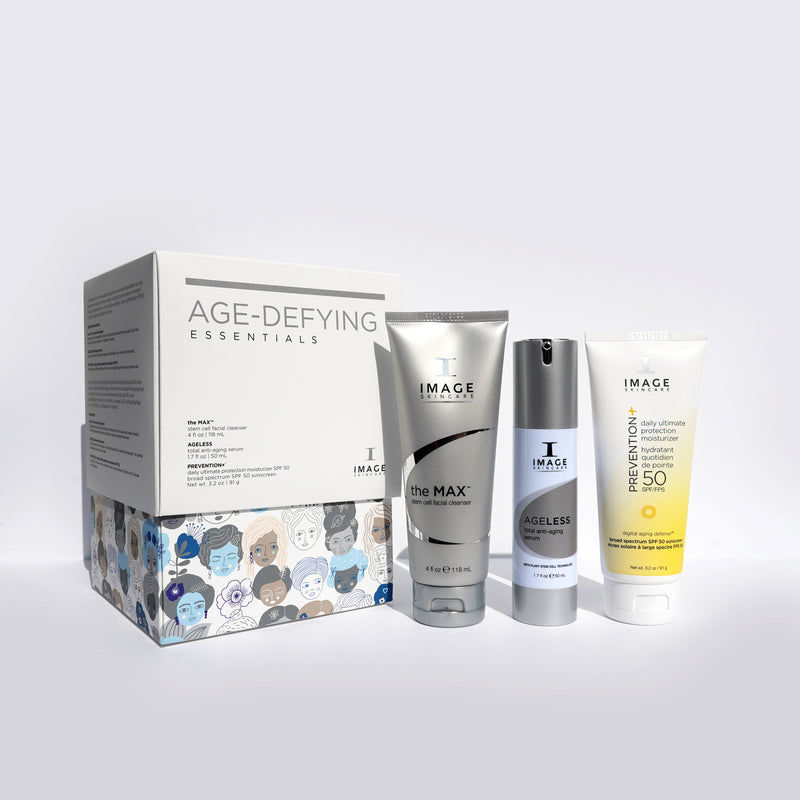 Age-Defying Essentials Gift Set (FREE MAX Cleanser)