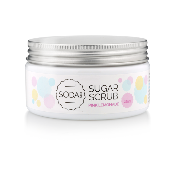 Pink Lemonade Sugar Scrub 225g