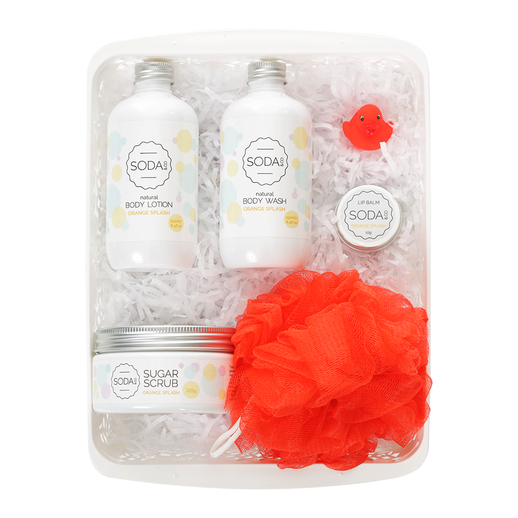 Orange Splash Gift Pack