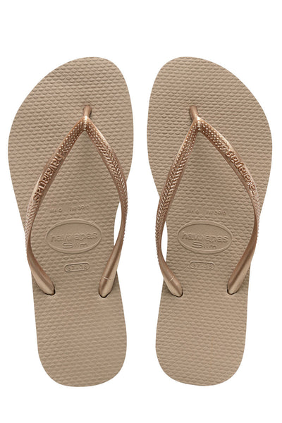Havaianas Women's Slim Sandals Rose Gold