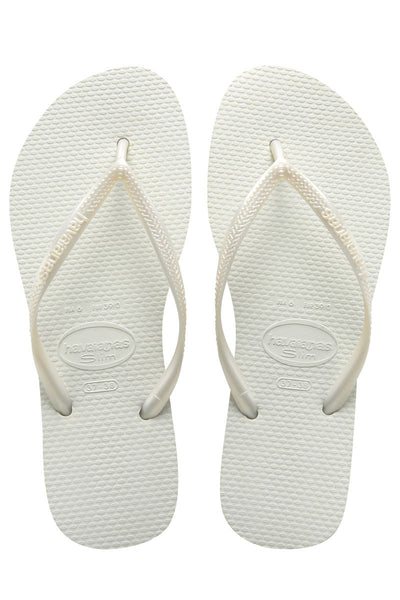 Havaianas Women's Slim Sandals White