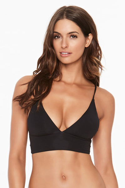 L*Space Olivia Top Black