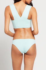 L*Space Parker Top Light Turquoise