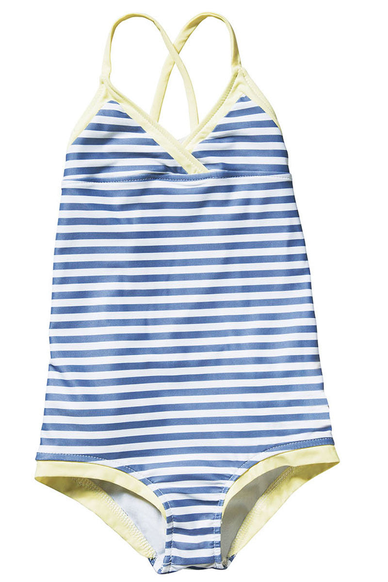Lilo Tati Preppy Cami One-Piece Yellow