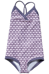Lilo Tati Hearts Cami One-Piece Plum