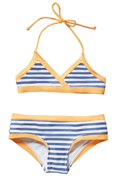 Lilo Tati Preppy Bikini Orange