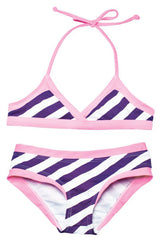 Lilo Tati Sporty Binded Bikini Purple Diagonal