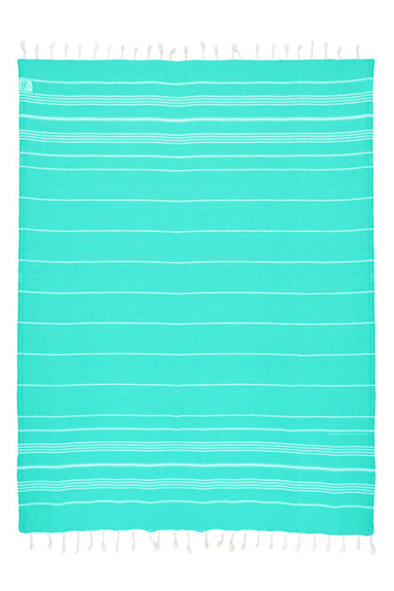 Sand Cloud Seafoam XL Beach Blanket