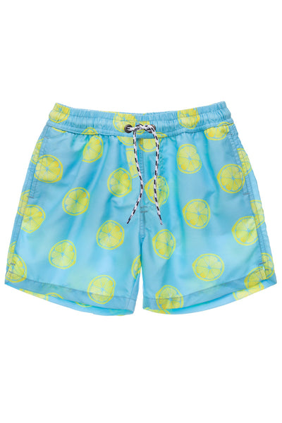 Snapper Rock Lemon Slice Volley Board Short