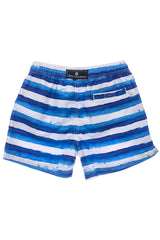 Snapper Rock Sunset Stripe Volley Board Short