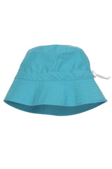 Snapper Rock Bucket Hat Solid Aqua
