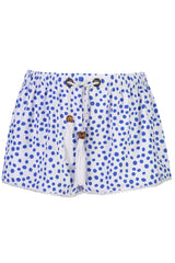 Snapper Rock Cheetah Spot Swim Shorts