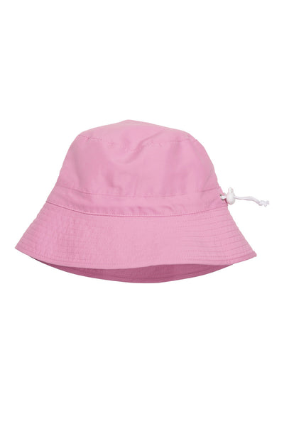 Snapper Rock Bucket Hat Solid Pink
