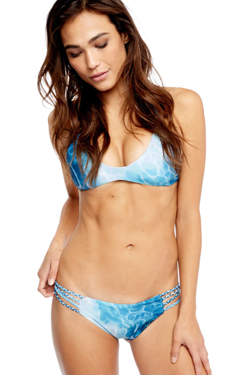 Stone Fox Swim Indie Top and Gypsy Bottom K-Bay