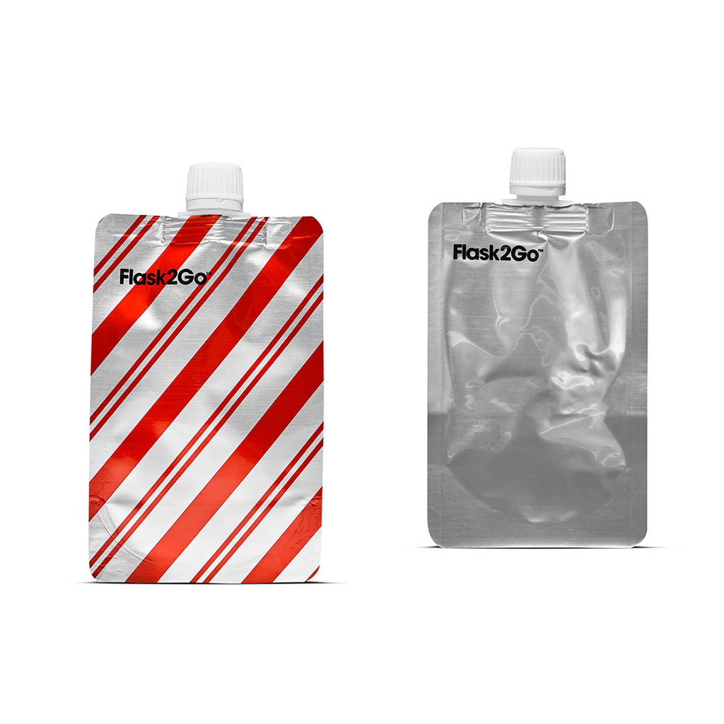 Flask2Go Candy Cane