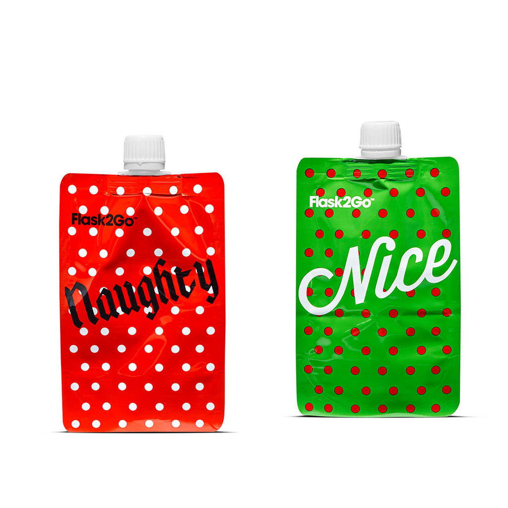 Flask2Go  Naughty & Nice