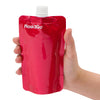Flask2Go Red & Silver