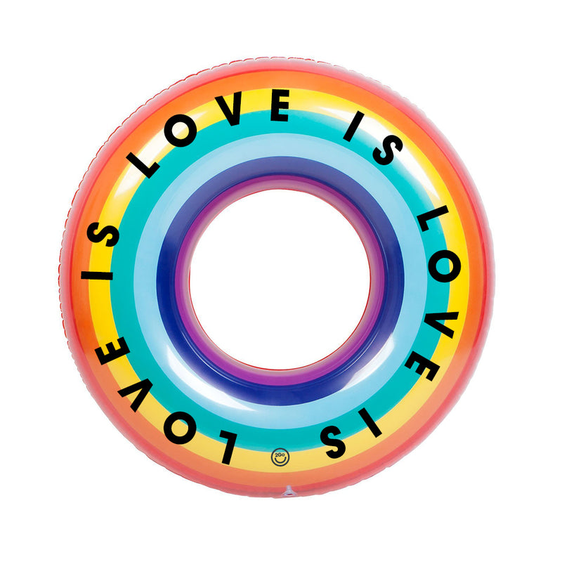 Love Is Love Is Pool Float