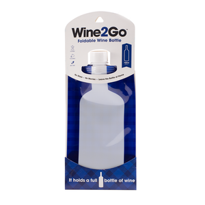 Wine2Go Blue/Grape