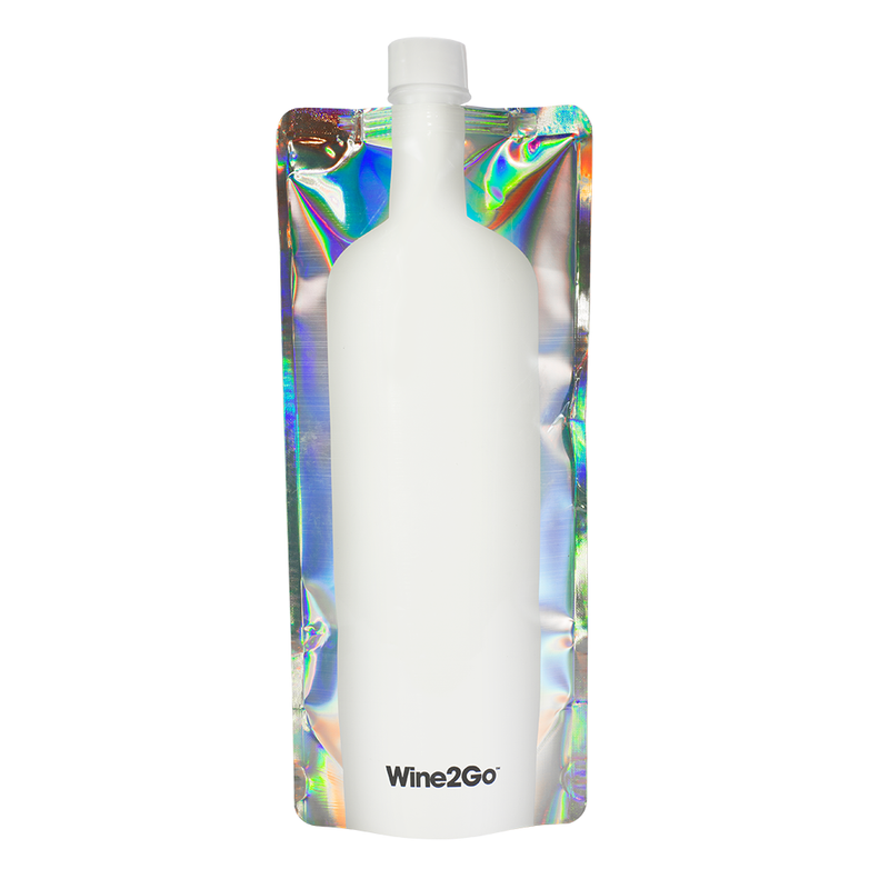 Wine2Go Iridescent Unicorn