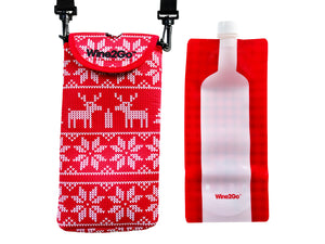 USA Totally Totable Wine Tote