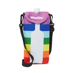 Pride Totally Totable Wine Tote