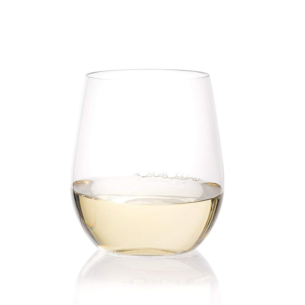Shatterproof Wine Cups (12oz White Wine/Cocktails)