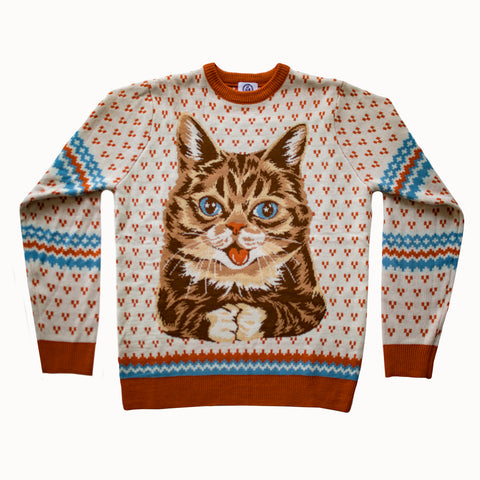Knit Sweater - Classic BUB 2020 - Orange