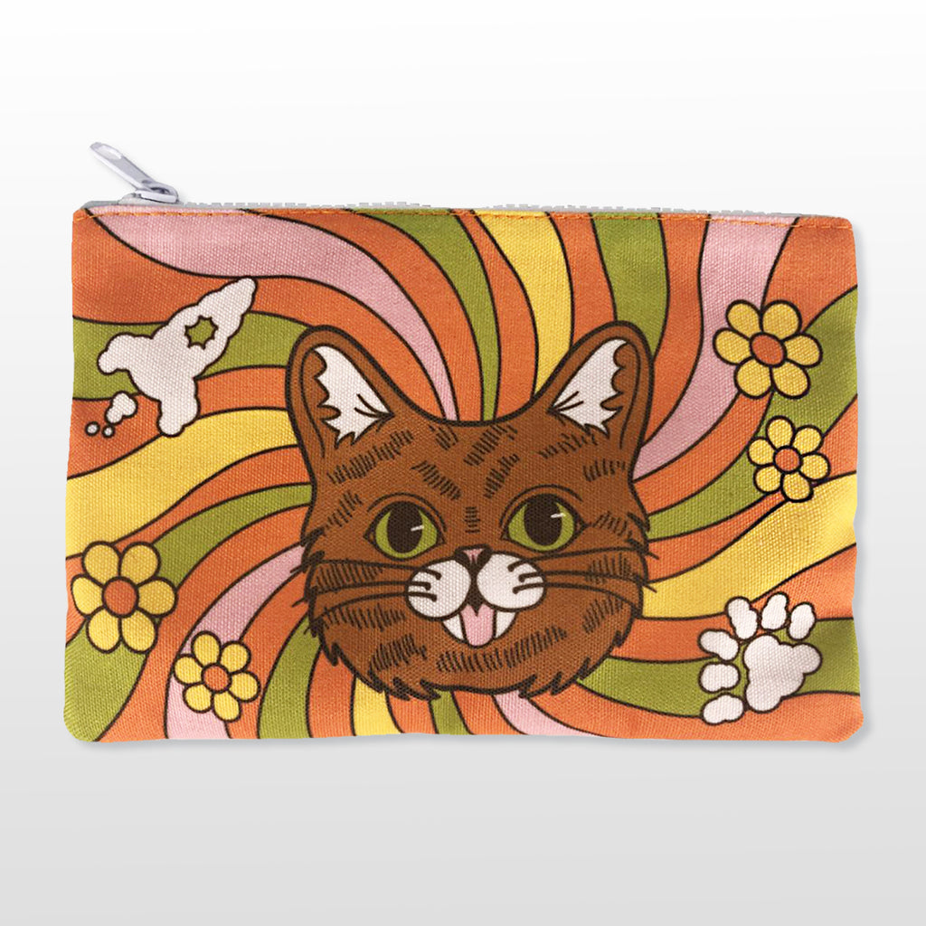 Pencil Pouch - Retro BUB