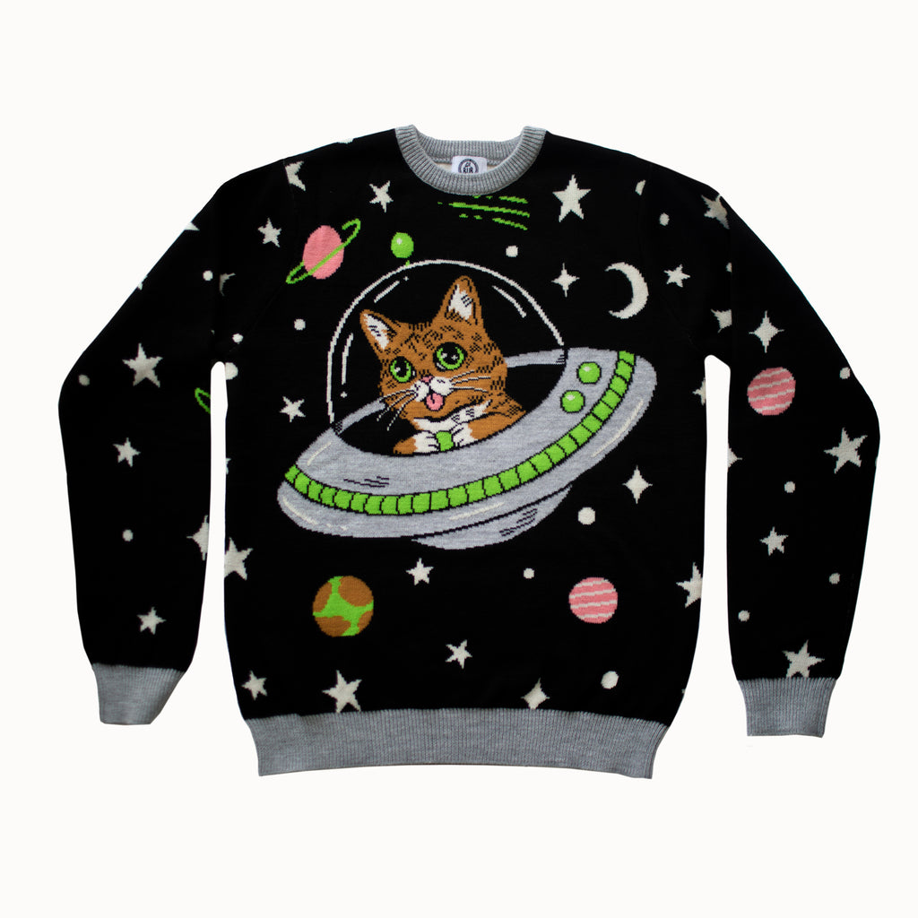 Knit Sweater - Space BUB 2020