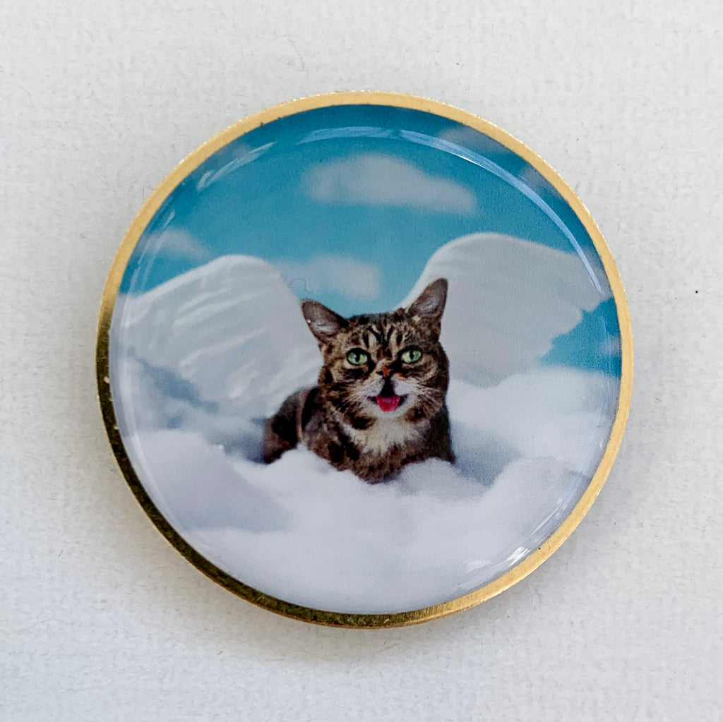 Lapel Pin - Angel BUB