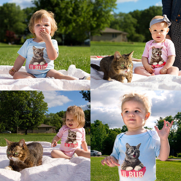 Lil BUB Baby One-Piece