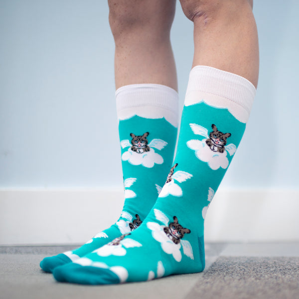 Crew Socks - BUB In the Clouds (NEW!)