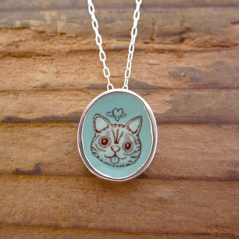 Necklace (Sterling Silver) - Glow BUB - Limited Edition (2017)