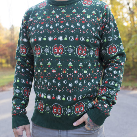 Lil BUB Ugly Christmas - KNIT Holiday Sweater