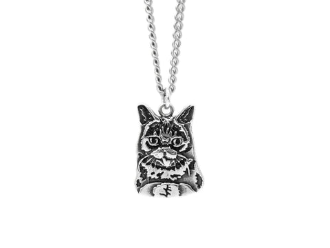 Necklace (Sterling Silver) - CLASSIC BUB - Limited Edition