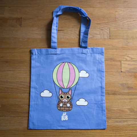 Lil BUB BUBloon Tote Bag Daytime