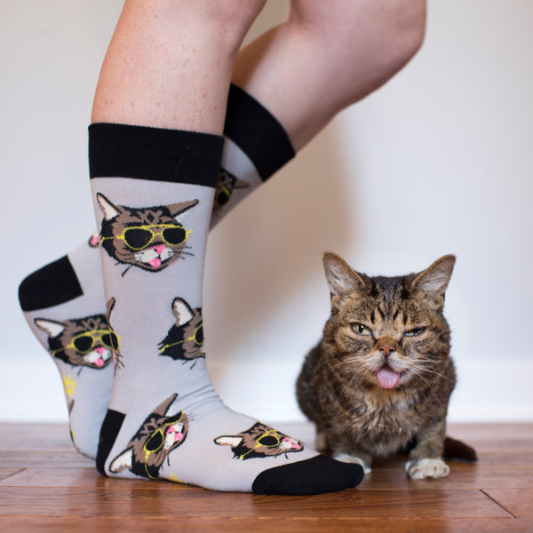 The Lil BUB Crew Sock Gift Bundle (6 Unique Pairs)