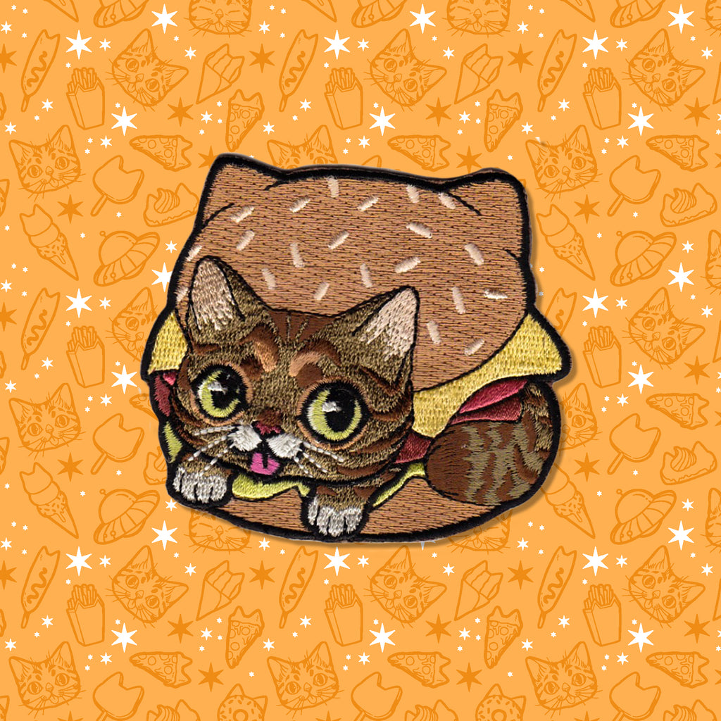 Patch -BUB Burger