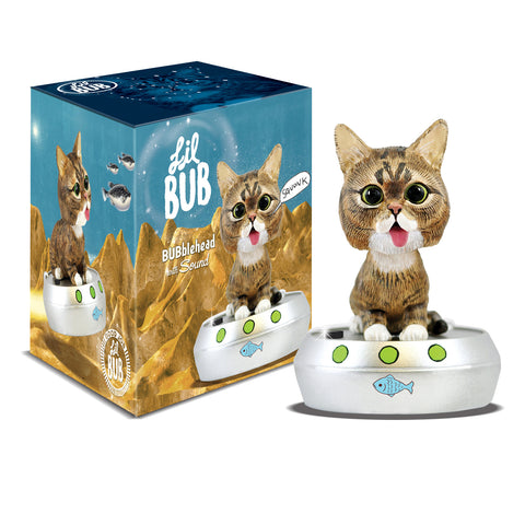 Lil BUB Bobblehead with Sound